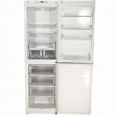 3D-фото: холодильник ATLANT ХМ 6325-101 - холодильная и морозильная камеры - ящики, полки навесные балконы