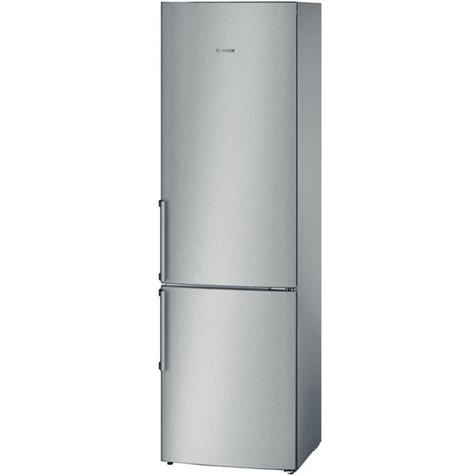Холодильник Bosch KGV 39XL20 R - фасад