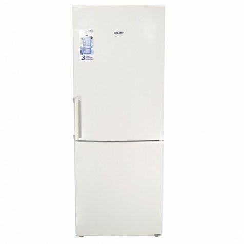 3D модель:холодильник ATLANT ХМ 6221-100 - фасад