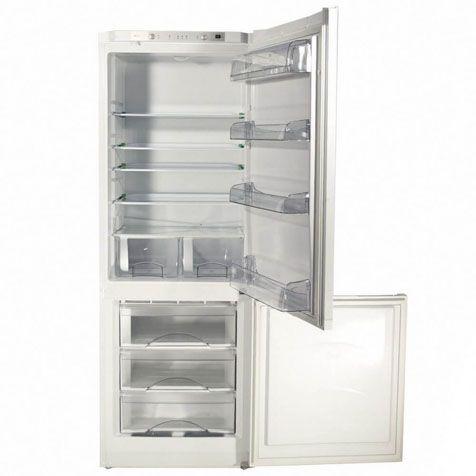 3D-фото: Холодильник ATLANT ХМ 6224-000 - полки и ящики в морозилке и холодильном отделении