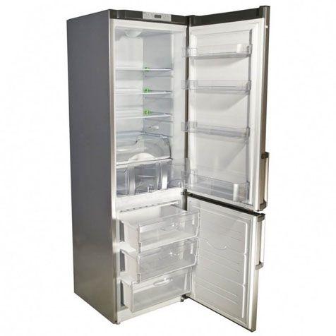 3D-модель: Холодильник ATLANT ХМ 4421-080 N - ящики, дверные балконы