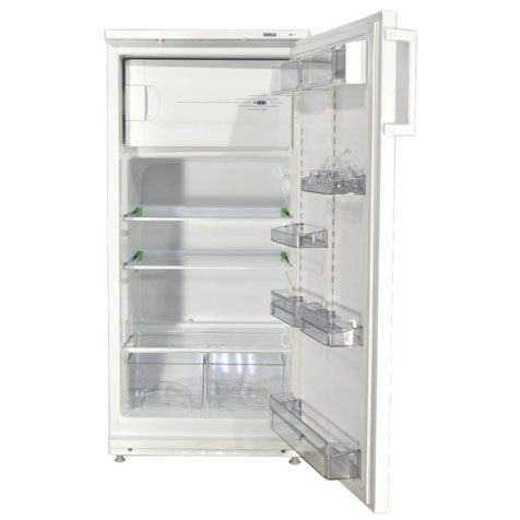 3D-модель: Холодильник ATLANT МХ 2822-80 - камера внутри