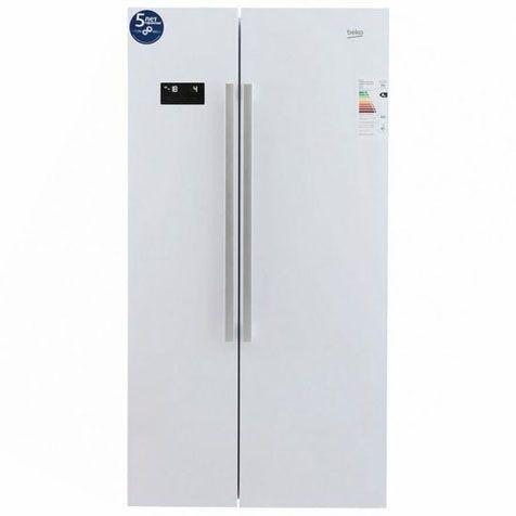 Холодильник BEKO GN 163120 W - фасад