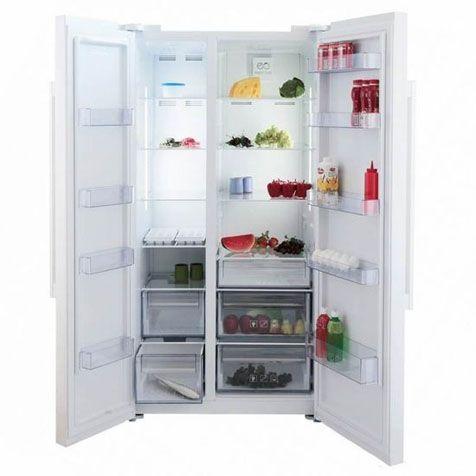 Холодильник BEKO GN 163120 W - внутри холодильника