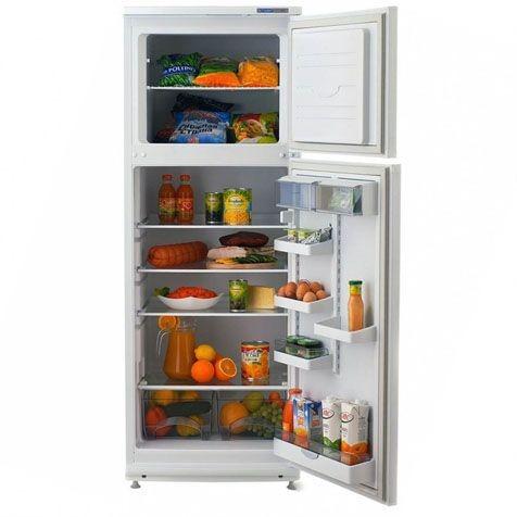 Холодильник ATLANT МХМ 2835-90 - система хранения