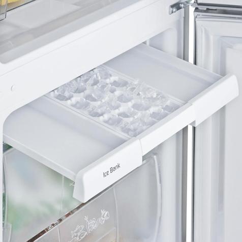 Холодильник BEKO CS 325000 S - морозильная камера