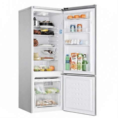 Холодильник BEKO CS 325000 S -  камеры внутри
