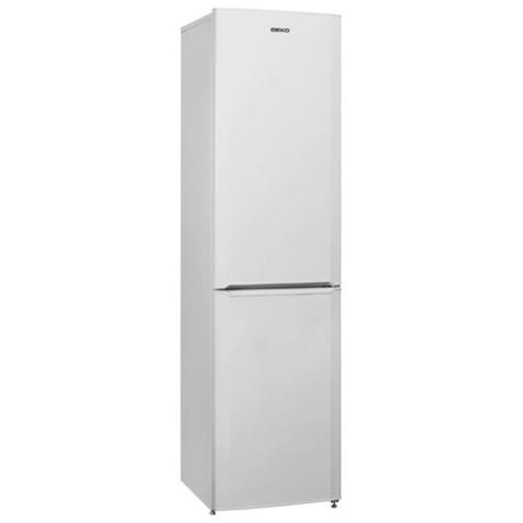 Холодильник BEKO CS 335020 - вид сбоку