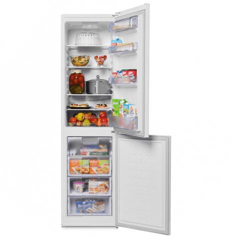 Холодильник BEKO CS 335020 - холодильная и морозильная камеры