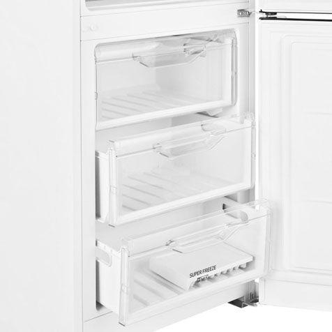 Холодильник Indesit DF 5200 W - морозильная камера
