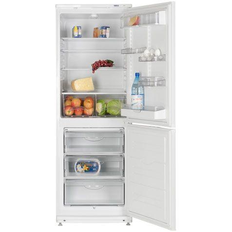 Холодильник ATLANT ХМ 4012-022 - камеры внутри