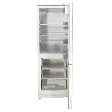 3D модель: Холодильник ATLANT ХМ 4012-022 - открытые дверцы