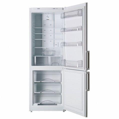 Холодильник ATLANT ХМ 4524-000 ND - камеры внутри