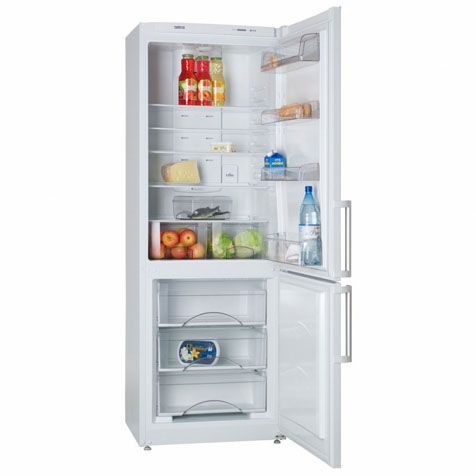 Холодильник ATLANT ХМ 4524-000 ND - система хранения