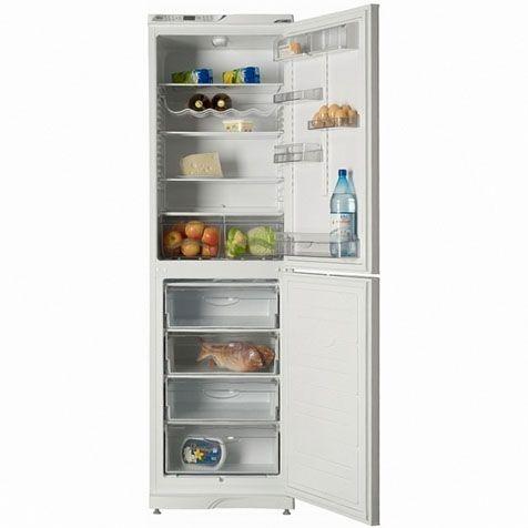Холодильник ATLANT МХМ 1845-62 - система хранения