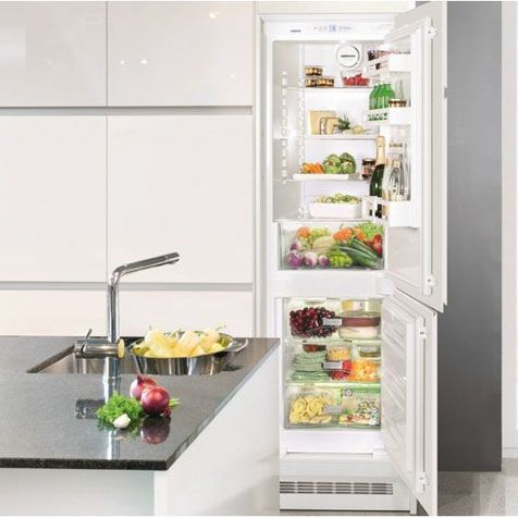 Холодильник Liebherr ICUNS 3314 Comfort - в интереьре