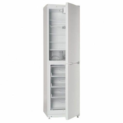 Холодильник ATLANT ХМ 6025-100 - открытые дверцы