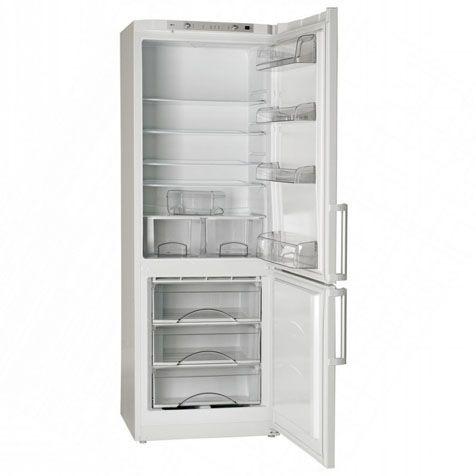 Холодильник ATLANT ХМ 6224-100 - камеры внутри