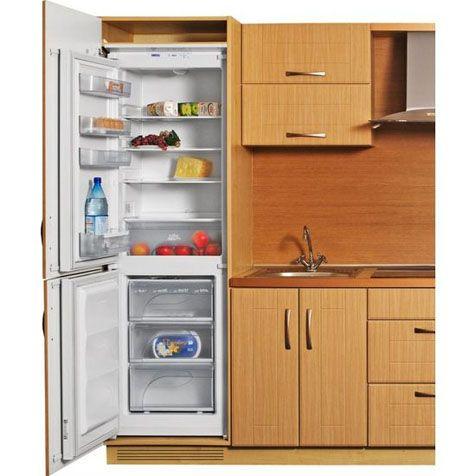 Холодильник ATLANT ХМ 4307-000 - на кухне