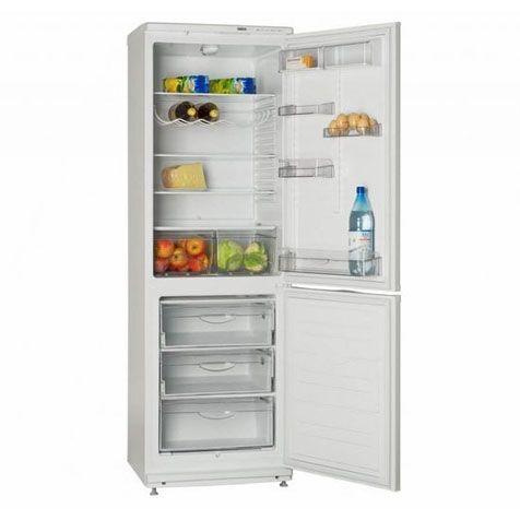 Холодильник ATLANT ХМ 6021-031 - внутри холодильника