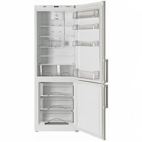 Холодильник ATLANT ХМ 4524-080 N - система хранения внутри