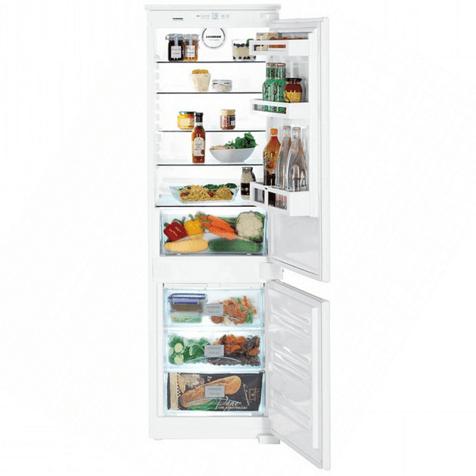 Холодильник Liebherr ICUN 3314 Comfort - камеры хранения и заморозки