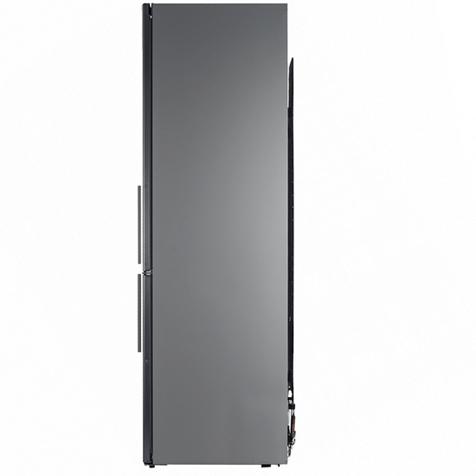 Холодильник Bosch KGS36XL20R - выд сбоку