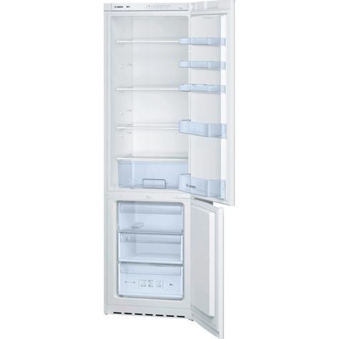 Холодильник Bosch KGV39VW14R - ящики и полки внутри