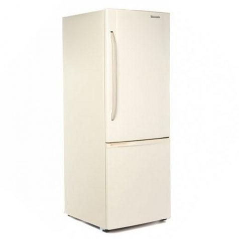 Холодильник Panasonic NR-B591BR-C4 - вид сбоку
