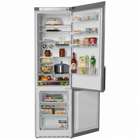 Холодильник Bosch KGV 39XL20 R - система хранения