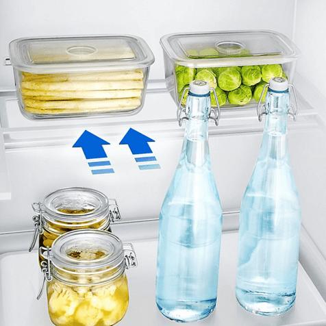 Холодильник Samsung RB33J3420EF - полка Easy Slide