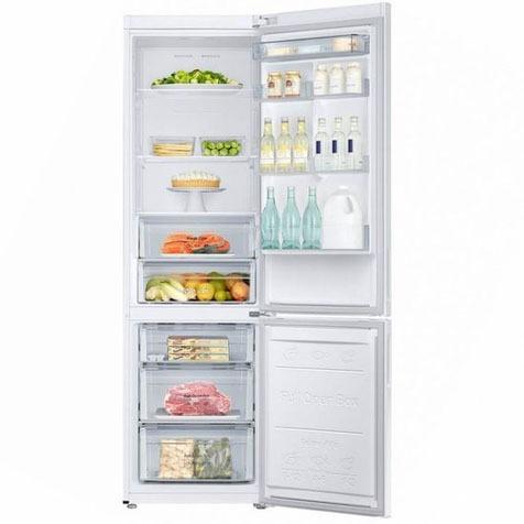 Холодильник Samsung RB37J5450WW - камеры внутри