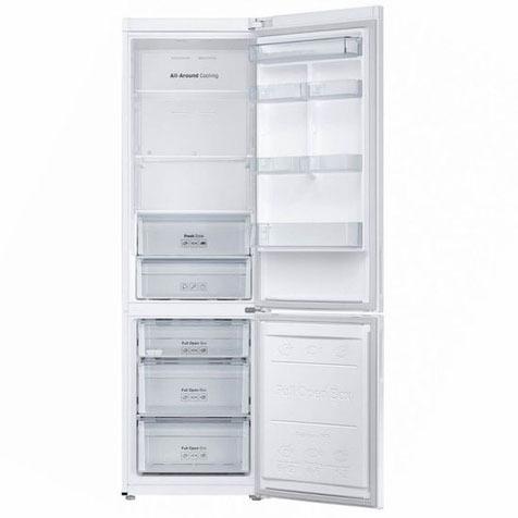 Холодильник Samsung RB37J5450WW - полки и ящики внутри