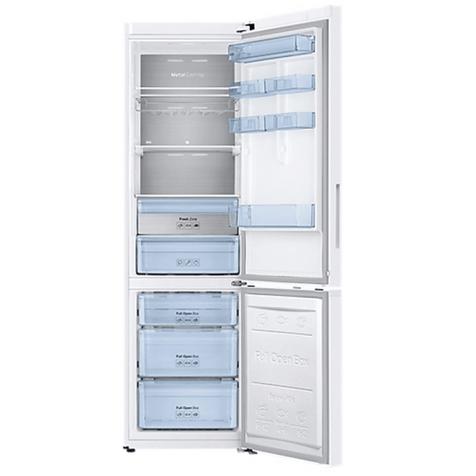 Холодильник Samsung RB37K63411L - полки и ящики