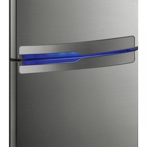 Холодильник Samsung RL52TEBIH1 - встроенные ручки