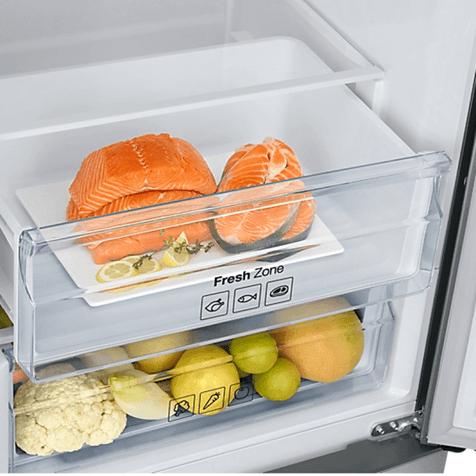 Холодильник Samsung RB37J5000SA - нулевая зона, полка