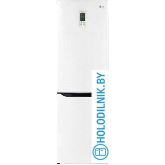 Холодильник LG GA-B379SVQA