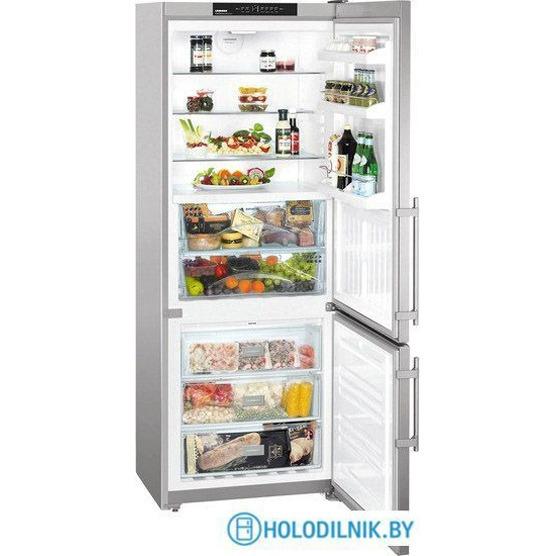 Холодильник Liebherr CBNesf 5133 Comfort