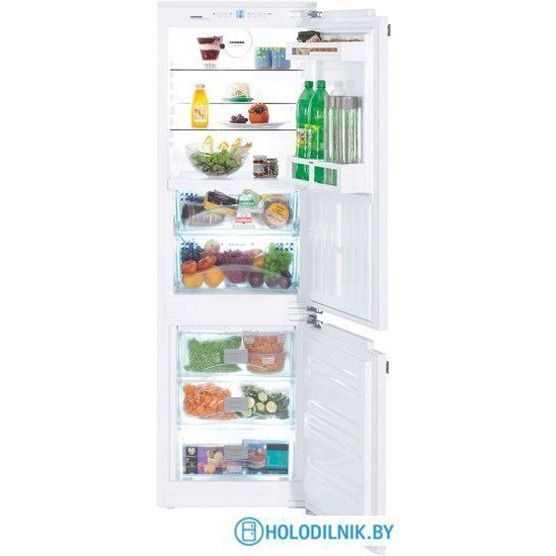 Холодильник Liebherr ICBN 3314 Comfort BioFresh NoFrost