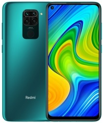 Смартфон Xiaomi Redmi Note 9 3/64Gb (Forest Green)